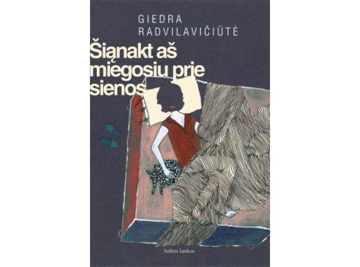Giedros Radvilavičiūtės knygos viršelis