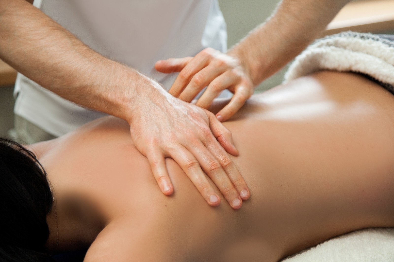 dirbti iš namų kaip masažuotojas