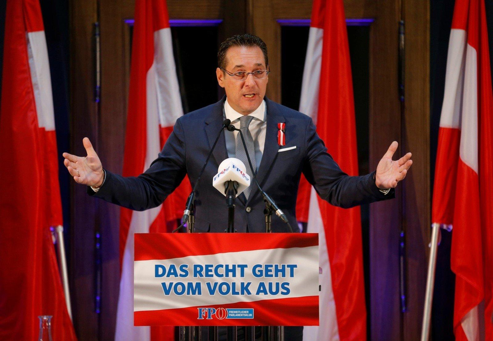 ВАвстрийской партии свободы посоветовали альтернативу антироссийским санкциям
