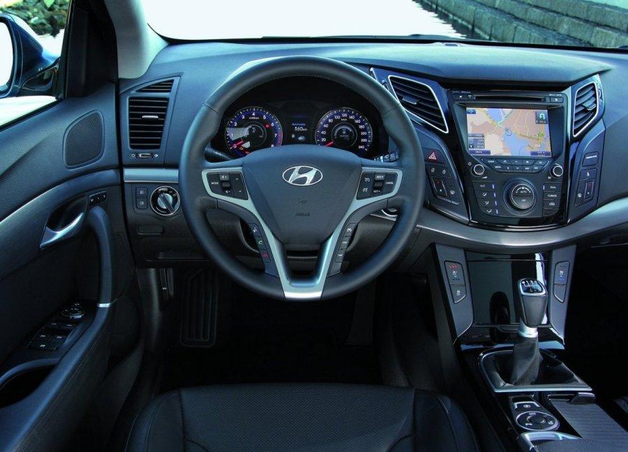 Hyundai i40 gedimai