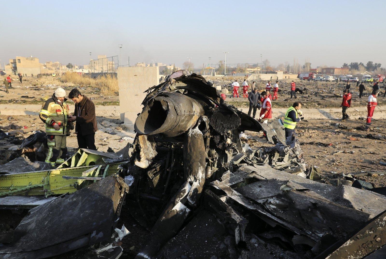Иран обнародовал отчет о расследовании крушения Boeing-737 МАУ, - Bellingcat