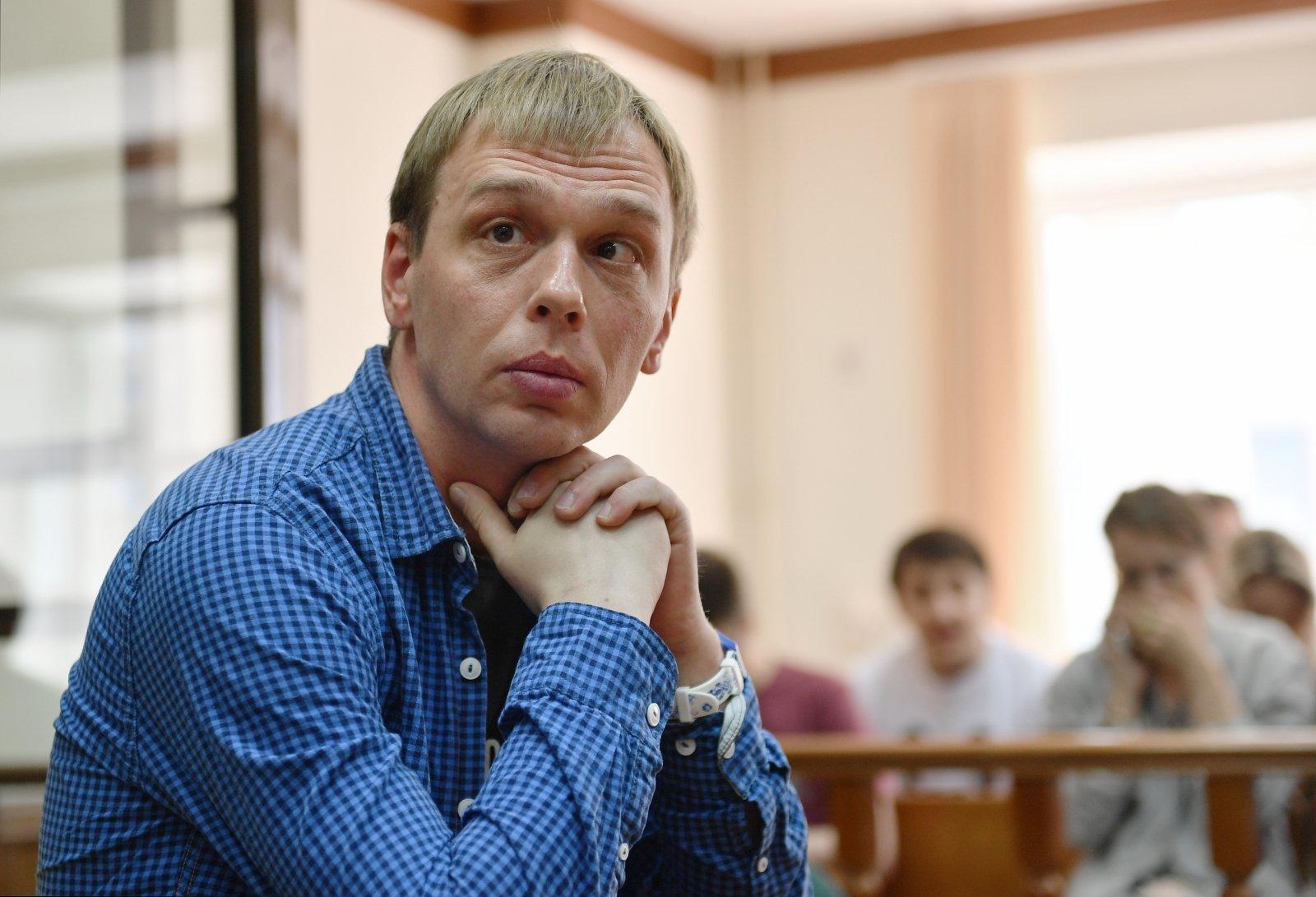 """""""Красное и белое"""" сообщило о нахождении своего сотрудника из дела Голунова в СК"""