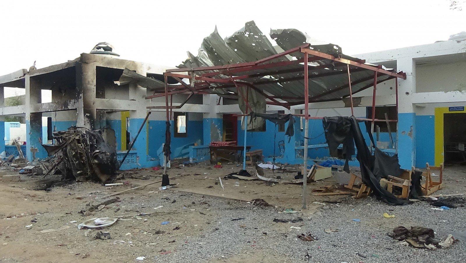 В итоге авиаудара сил Арабской коалиции вЙемене погибли 45 человек
