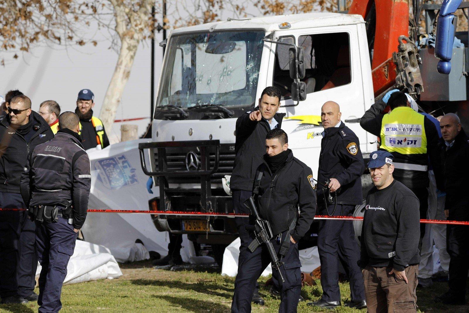 В итоге теракта вИерусалиме жители России непострадали