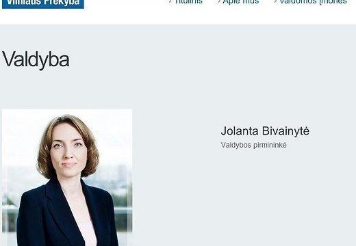 Йоланта Бивайните