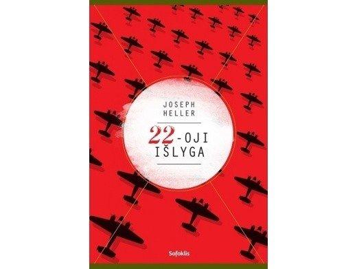 Josepho Hellerio knygos viršelis