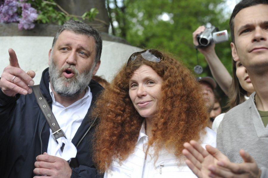 Вцентре столицы случилось нападение наизвестную российскую журналистку20.08.2016