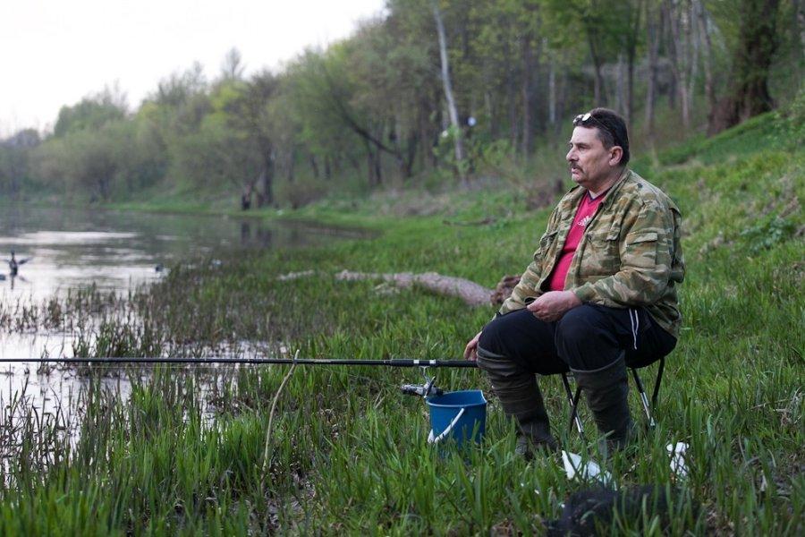 Ezerai kuriuose galima zvejoti
