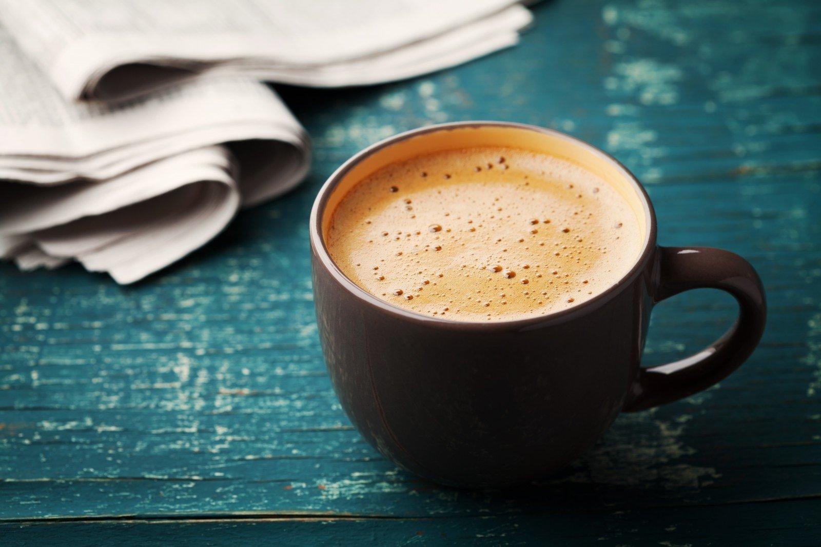 Patarė, kiek kavos per dieną išgerti sveika