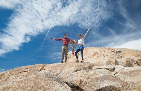 """""""Keliavimas su dvimete išmokė neskubėti ir ilgiau mėgautis viena vieta"""" (Joshua Tree nacionaliniame parke)"""