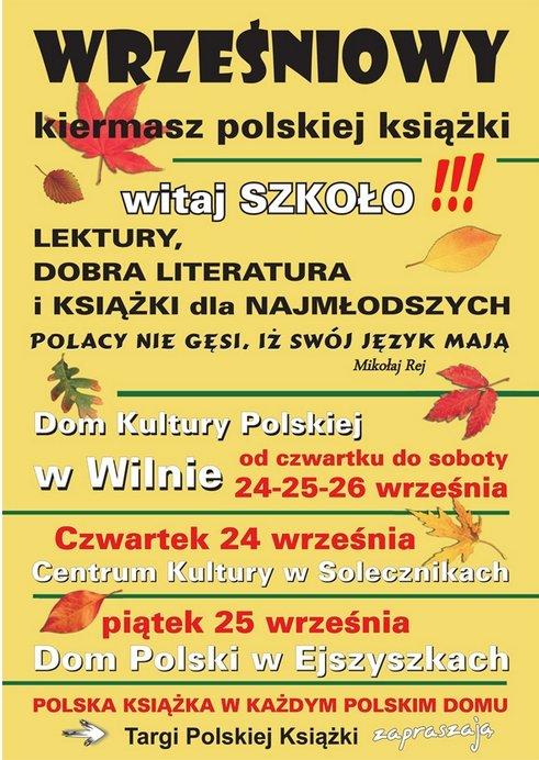 Kiermasz polskiej książki