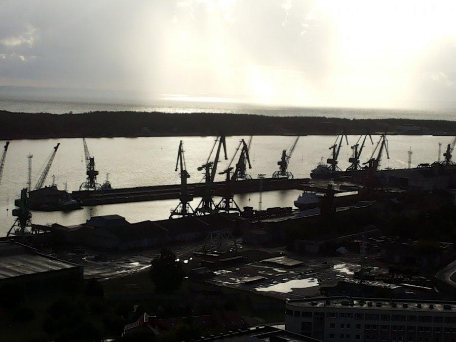 Погрузки в Клайпедском порту в январе снизились на 15% до 3,4 млн тонн