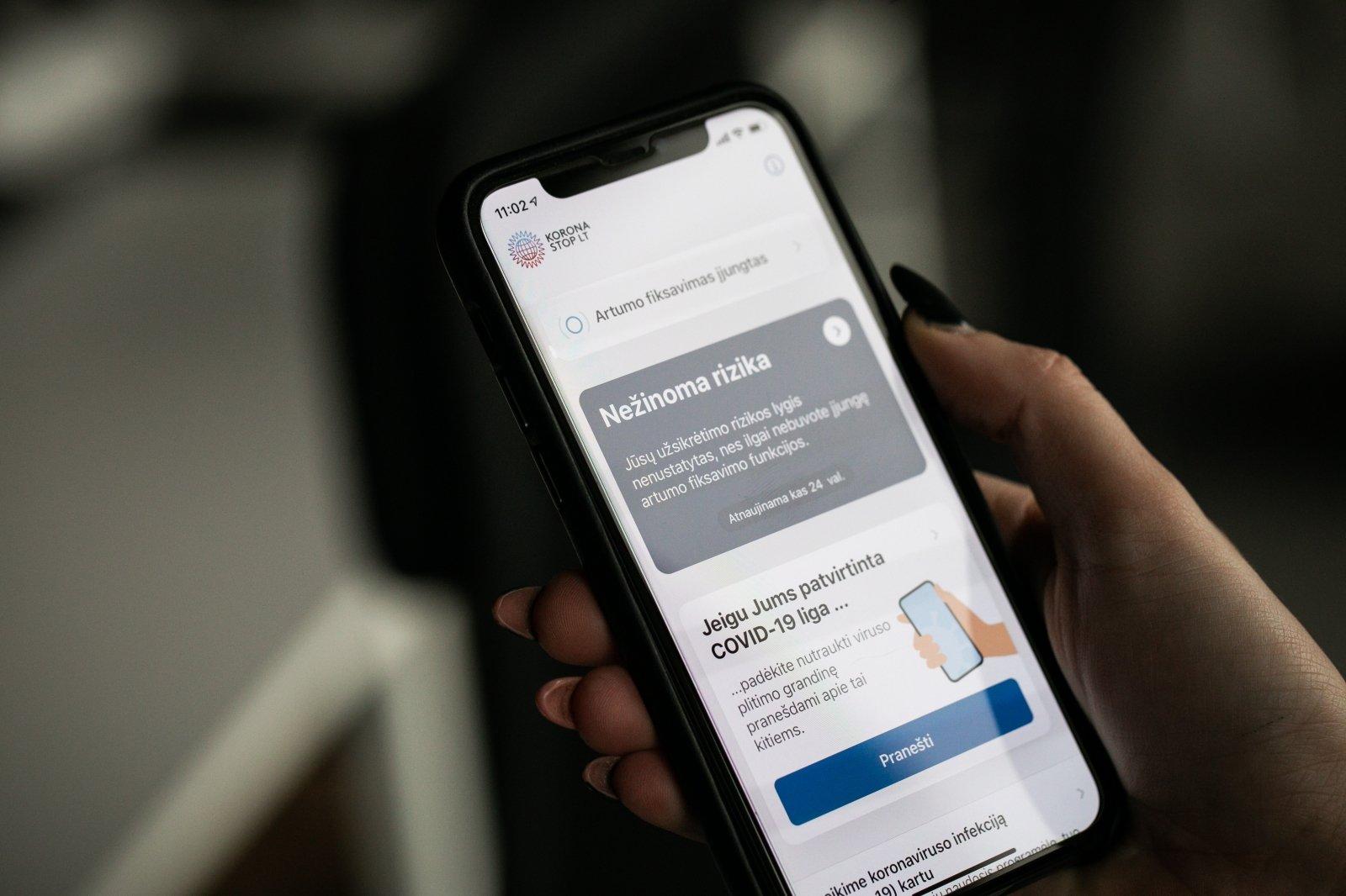 mobiliųjų programėlių prekybos sistema