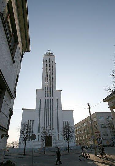 Kristaus Prisikėlimo bažnyčia