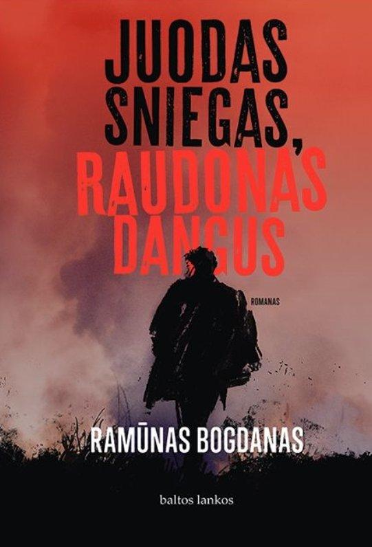 Romanų ciklą apie Ukrainos įvykius tęsiantis Ramūnas Bogdanas: valdžia tik įsivaizduoja viską sprendžianti