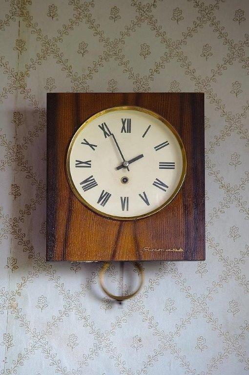 Laikrodžiai interjere