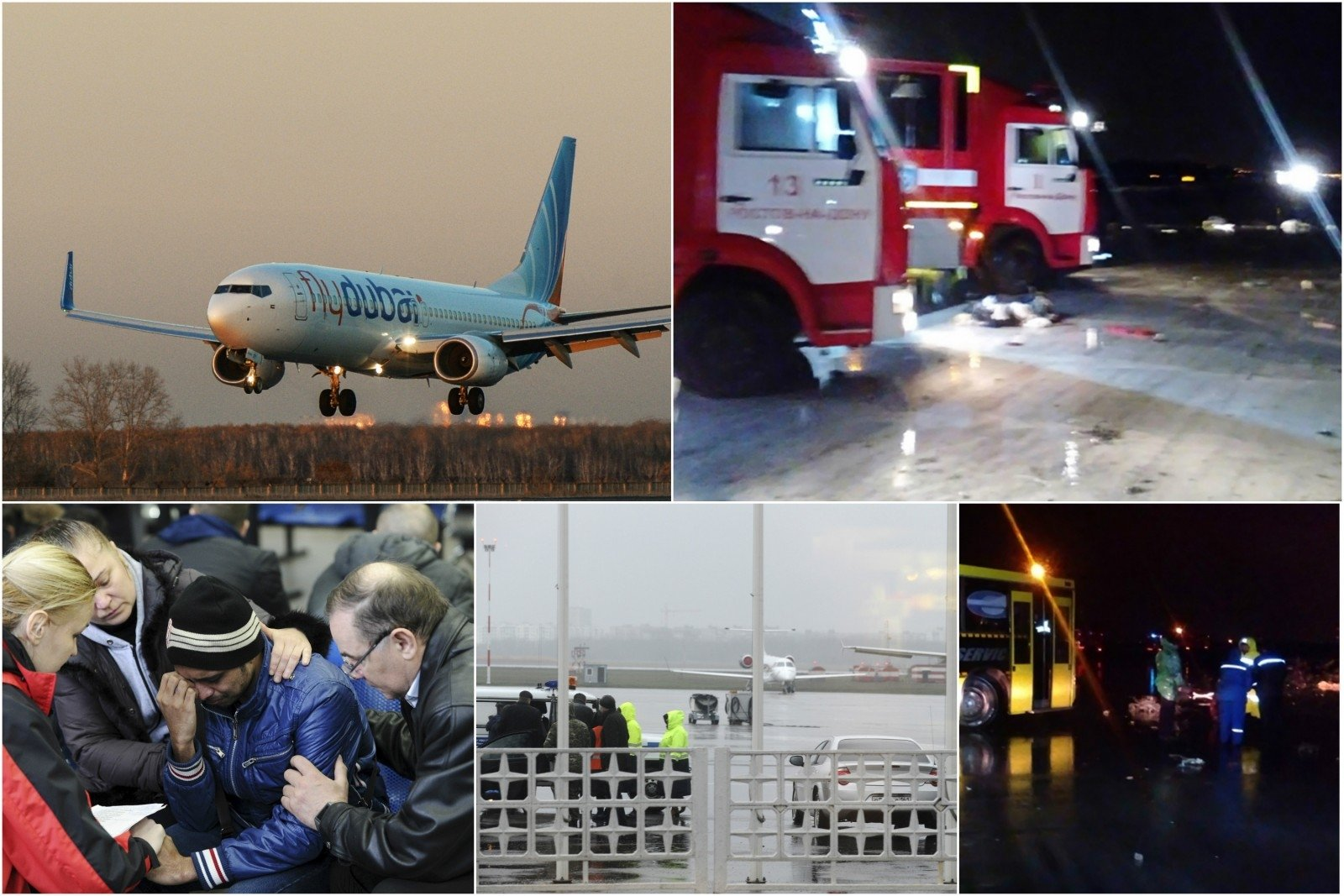 ростов на дону упал самолет фотографии пассажиров