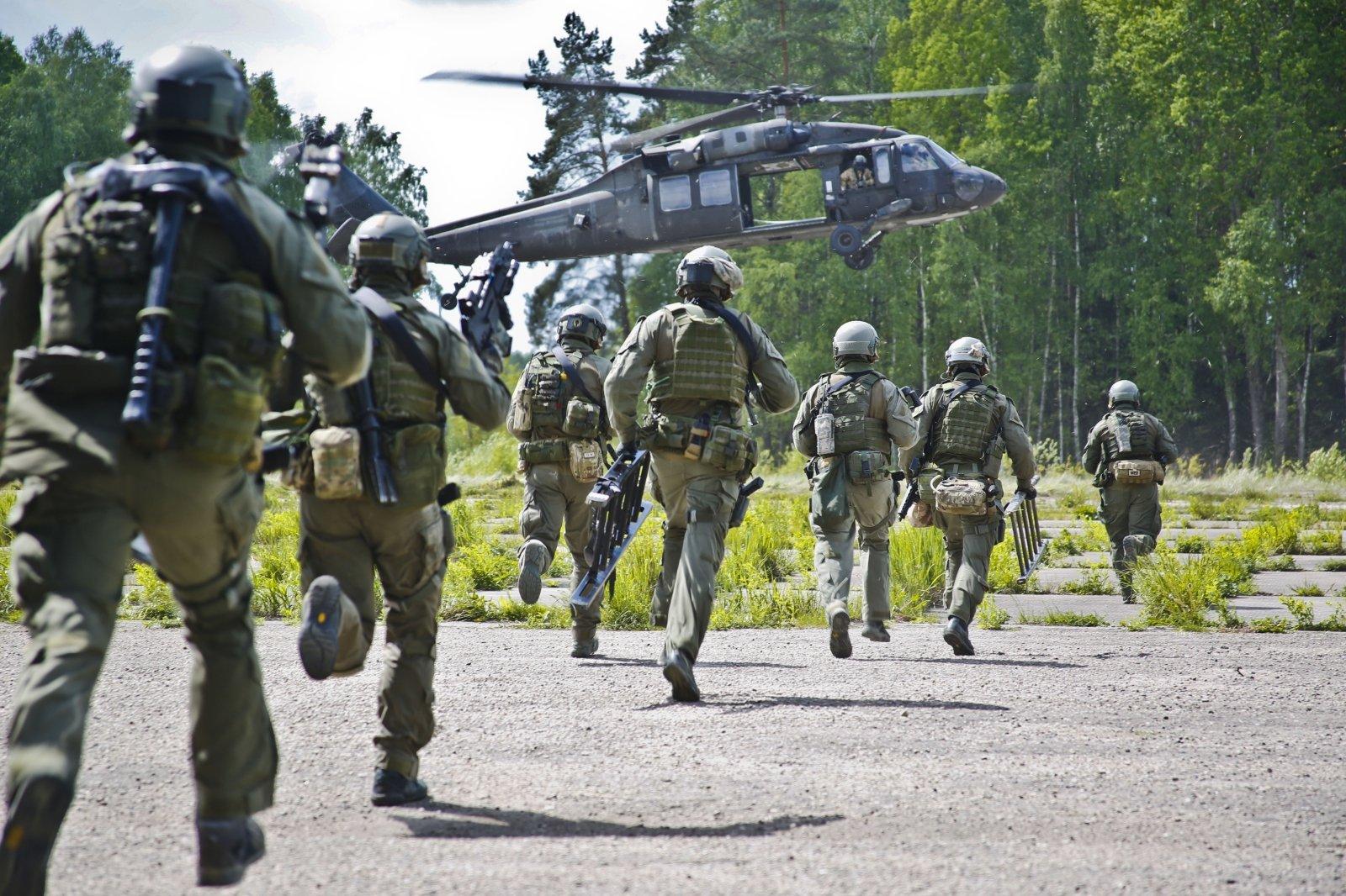 Литва планирует увеличить количество военных и учредить новый батальон