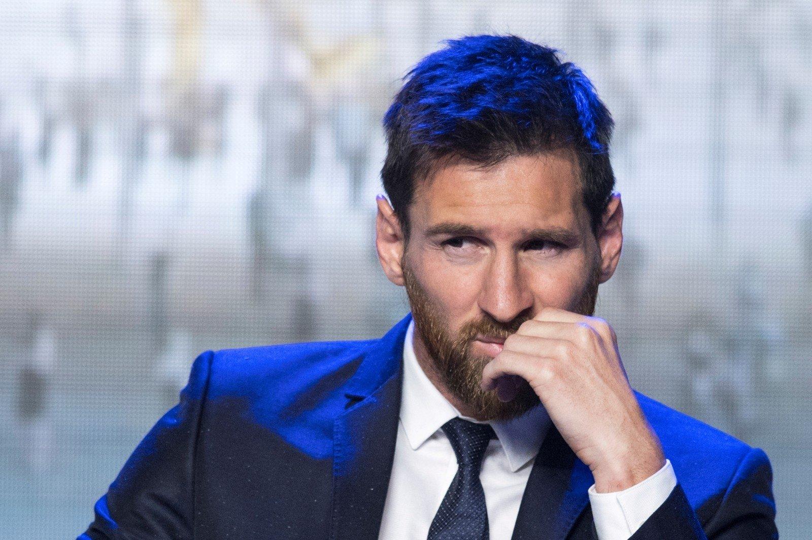 Суд поменял тюремный срок футболисту Месси штрафом в252 тысячи евро