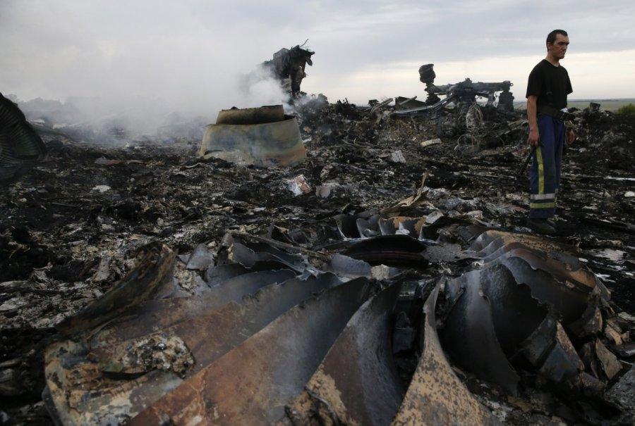 MH17 был сбит из русского Бука— Тайный эксперимент продемонстрировал