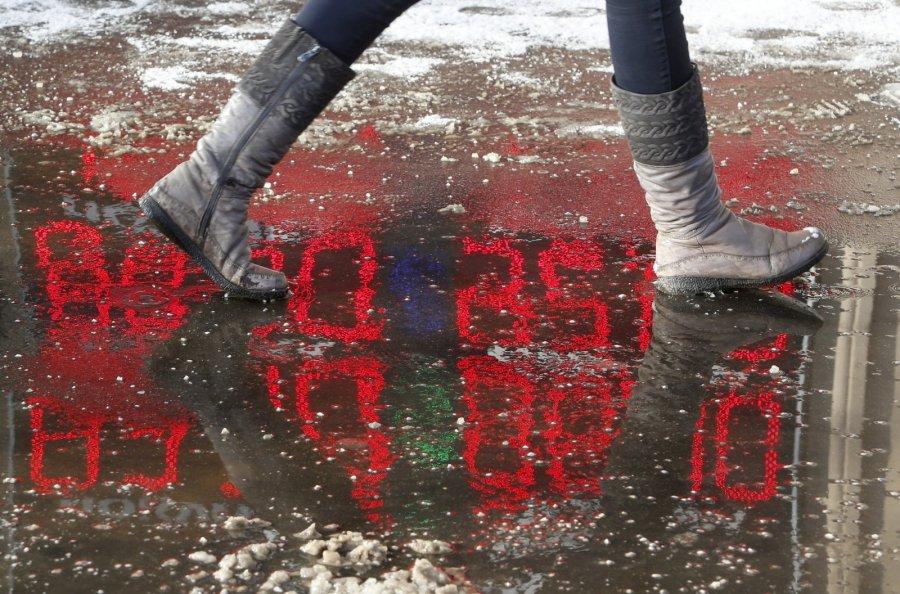 Более 70% россиян убеждены, что вРФ экономический кризис,— ОПРОС