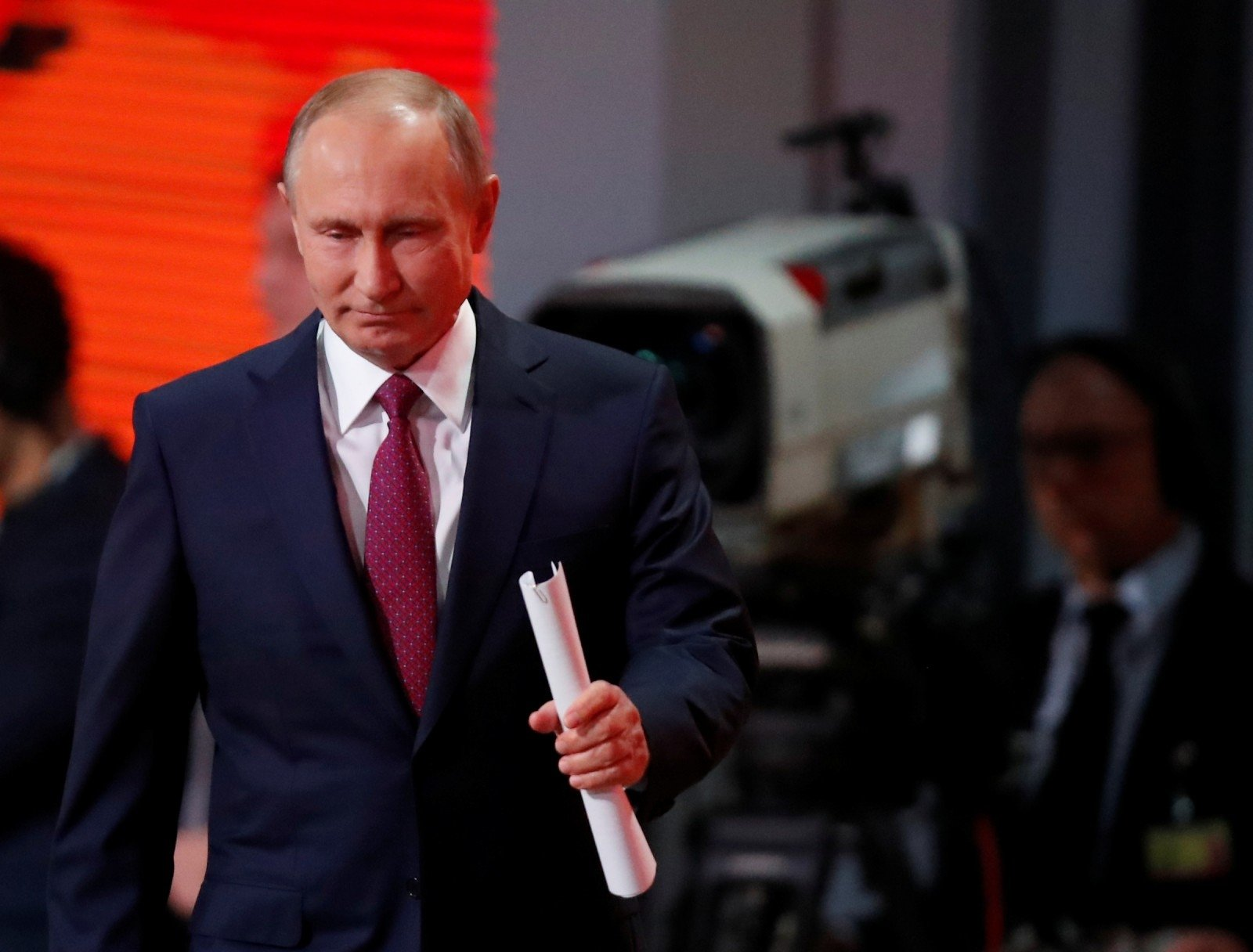 Гендиректор «КамАЗа» Когогин стал сопредседателем предвыборного штаба В. Путина