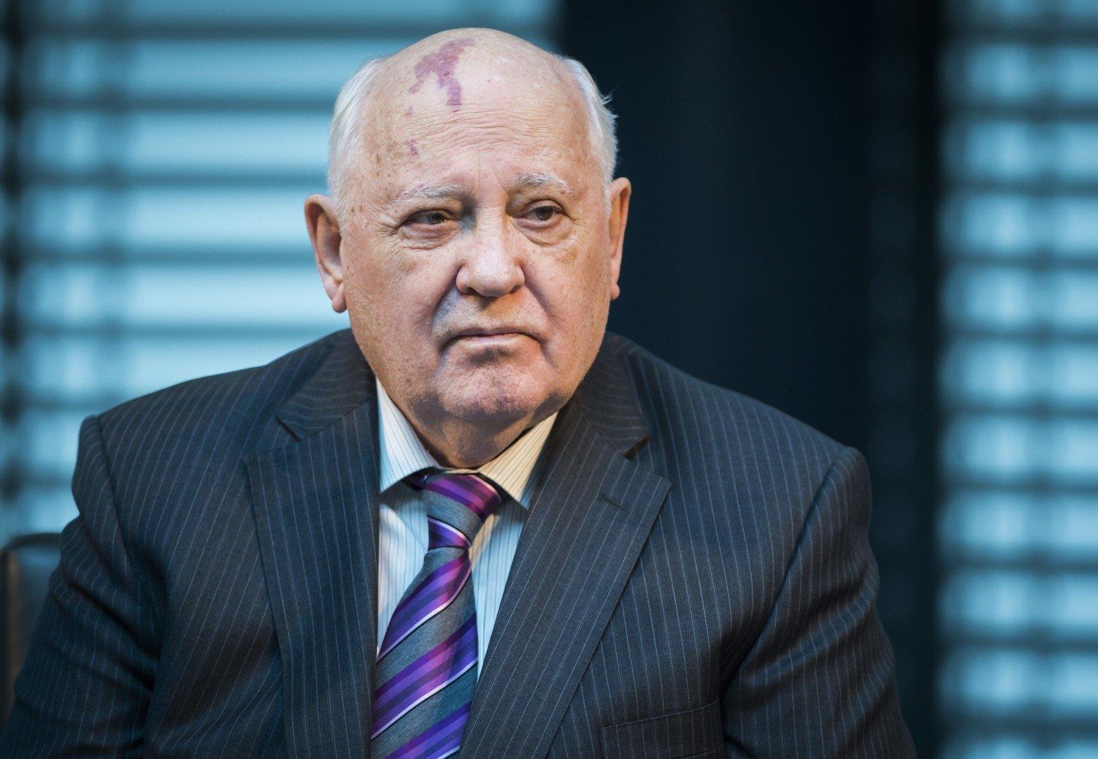 Российская Федерация отказалась вручить Горбачеву повестку влитовский суд