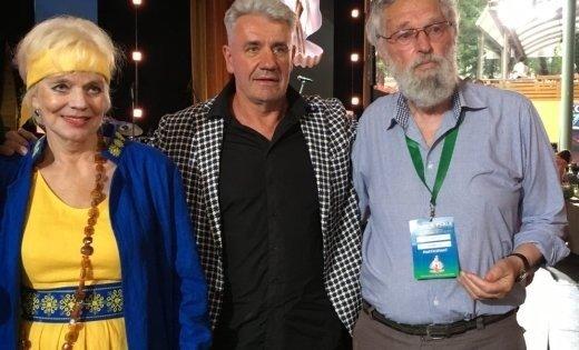 Мирдза Мартинсоне, Мартиньш Вилсонс, Регимантас Адомайтис.