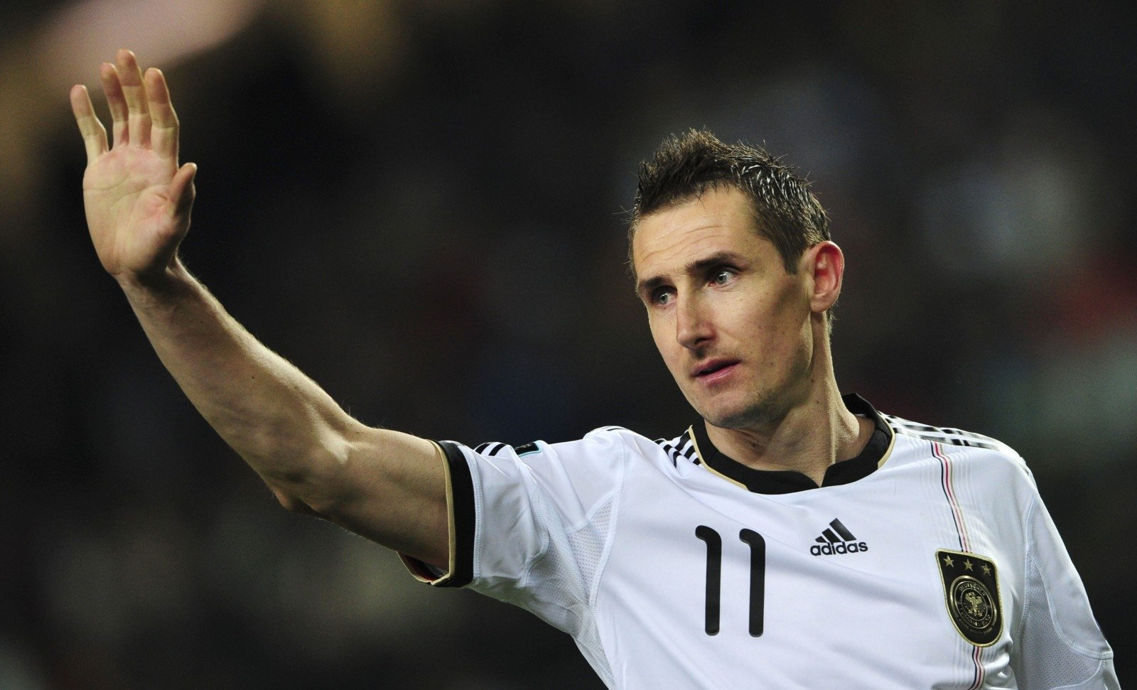Лучший бомбардир висторииЧМ Клозе завершил карьеру футболиста