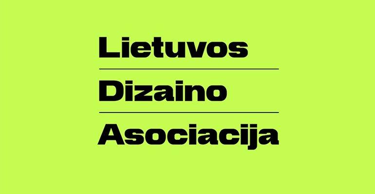 Naujasis Lietuvos dizaino asociacijos logotipas