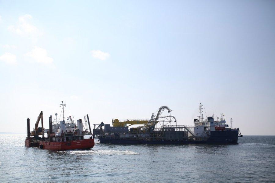 NordBalt: pавершается прокладка кабеля, соединяющего страны Балтии со Скандинавией