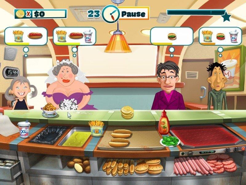 Скачать игру Happy Chef (2011/Eng) бесплатно без регистрации и смс.