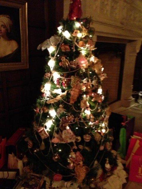 Орбакайте показала фотографии своего новогоднего застолья