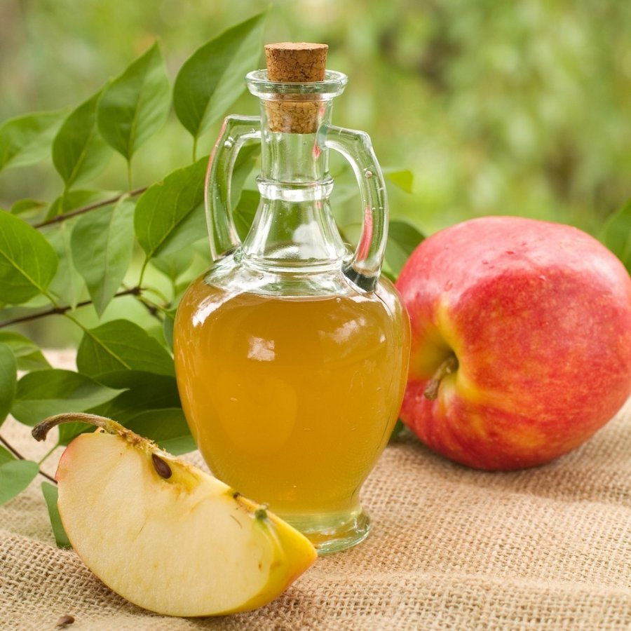 Как самому сделать уксус с яблочного сока