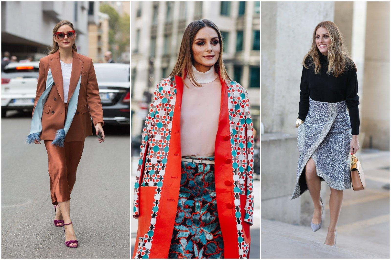 Pritrūkote aprangos idėjų? 10 stilingosios Olivios Palermo pamokų kasdienai