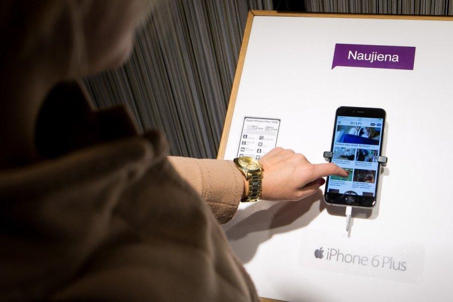 Iphone 6 plus kaina omnitel