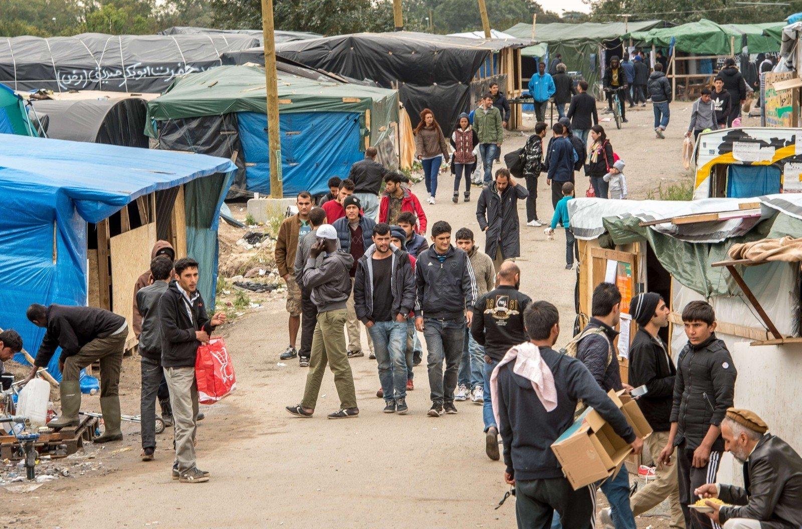 Неменее половины беженцев приняли бедные страны