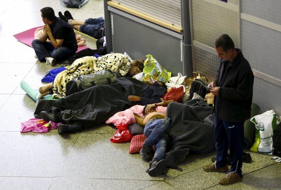 Граждане Мюнхена отгородятся отмигрантов стеной
