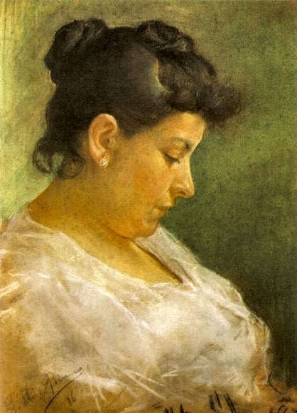 Pablo Picasso motina
