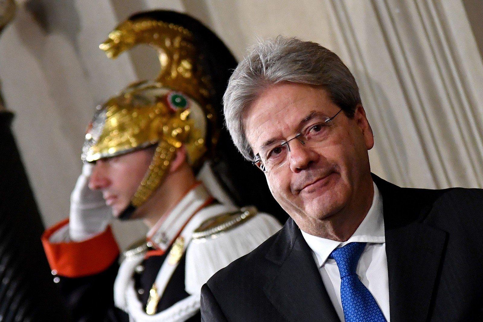 Президент Италии предложил сформировать новое руководство министру иностранных дел