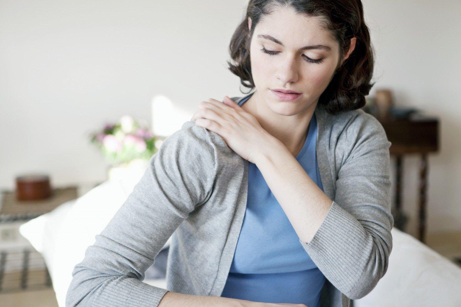 Alkūnės ir peties skausmas