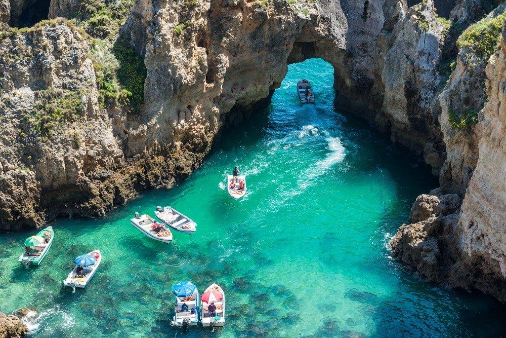 Faro Algarve Karta.Butina Aplankyti Bent Karta Gyvenime Sie Papludimiai Garsėja Visoje