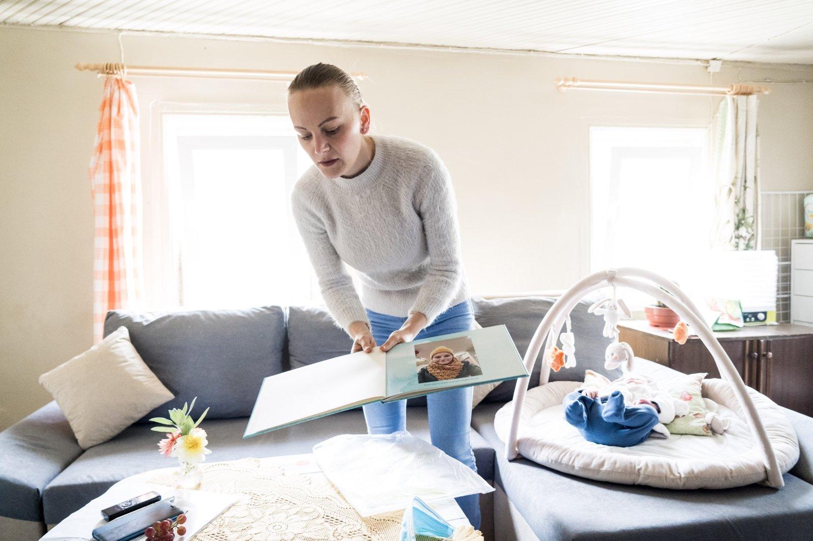 Darbas iš namų: dienotvarkė yra privaloma - Verslo žinios