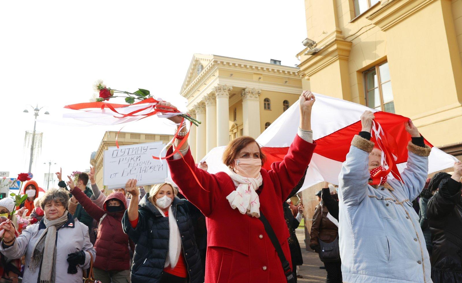 Белорусская оппозиция рассказала, что может усилить протесты
