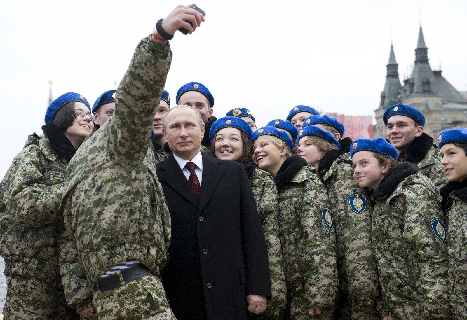 УКремля нет мыслей  для предвыборной кампании В. Путина