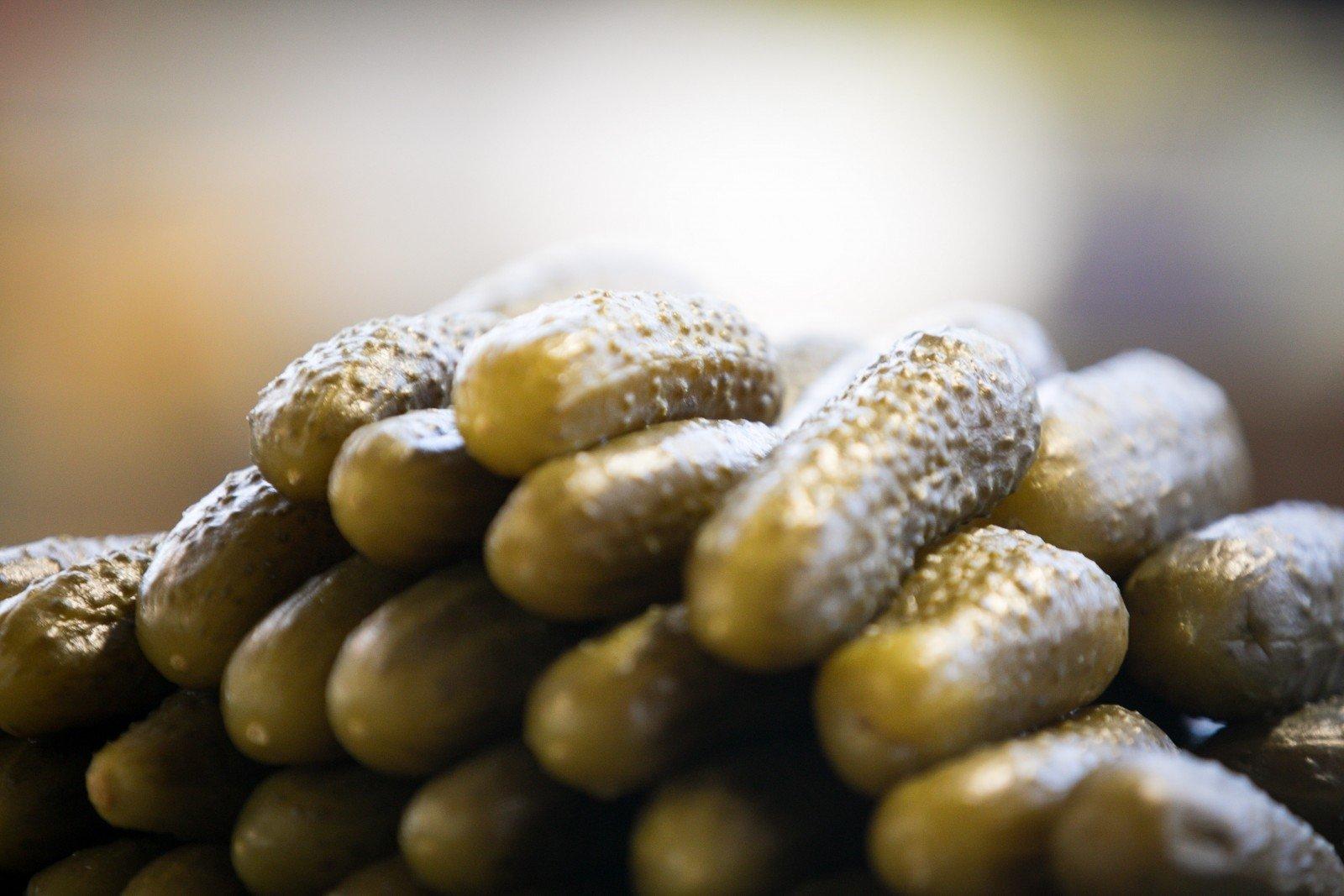 Agurkų dieta iki 5 kilogramai per 7 dienas Svorio metimo marinuoti agurkai