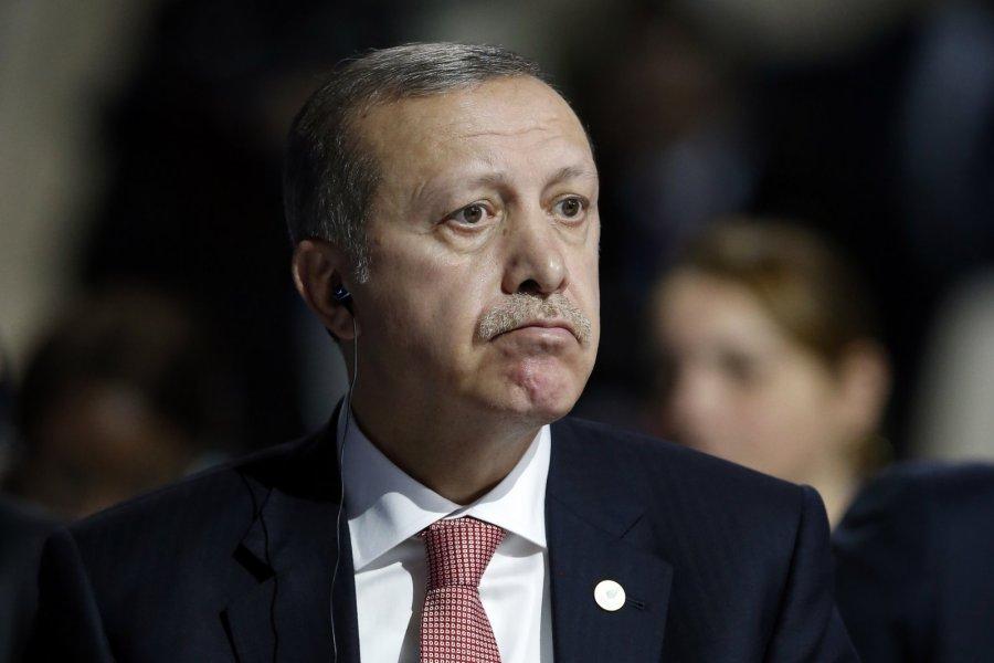 Эрдоган решил поссориться сЗападом, обвинив ввооружении боевиков