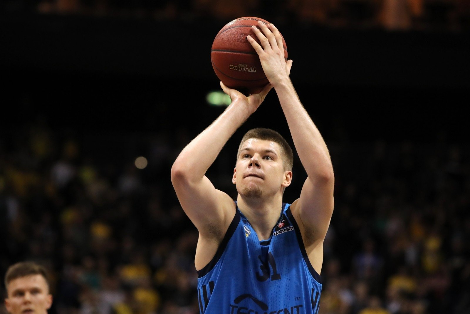 Giedraitis has been successful – ALBA will go to Spain to play the ...