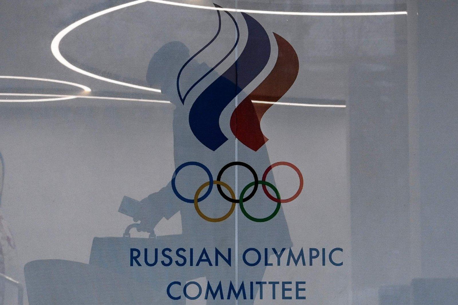 Rusijos diskvalifikacija sutrumpinta, tačiau ji praleis praleis artimiausias olimpines žaidynes - DELFI Sportas