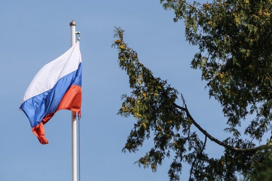 Жители Америки сняли флаг Российской Федерации создания генконсульства вСиэтле
